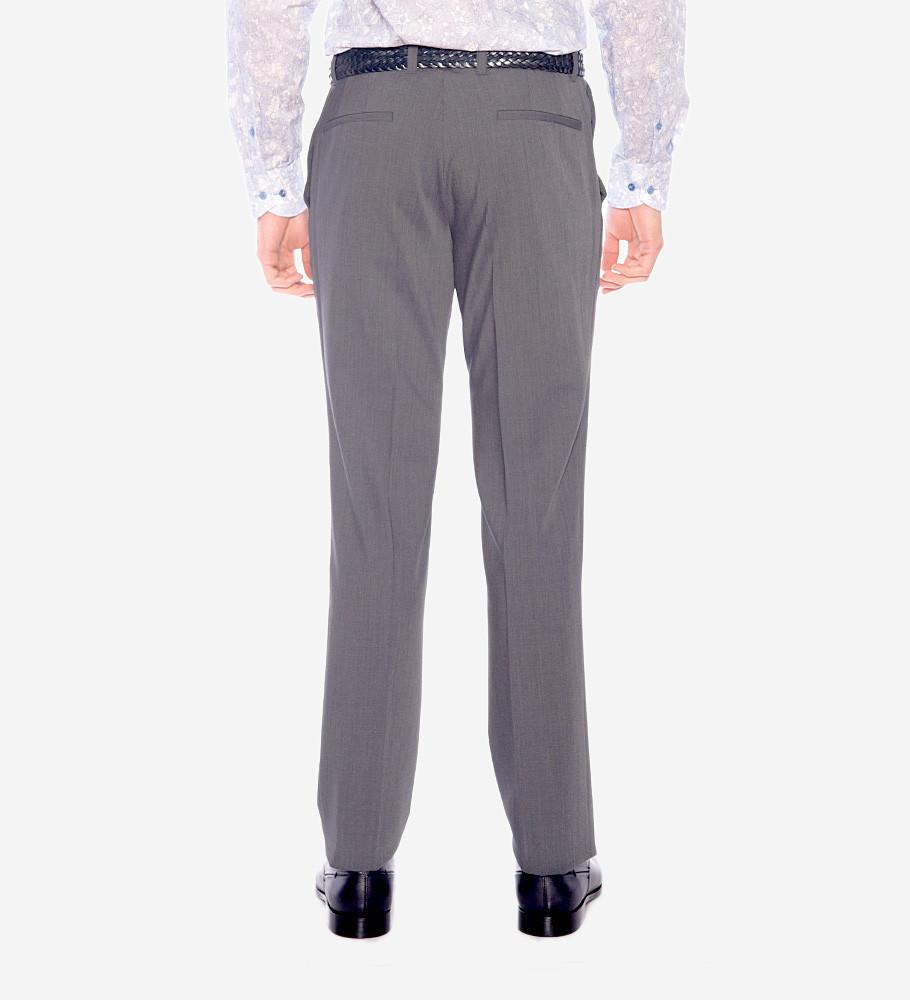 Traveller Wool Blend Pants - gotstylemenswear - 14