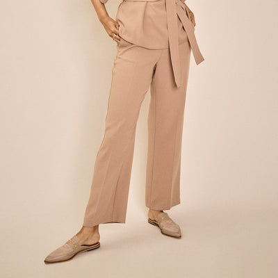Gotstyle - Mos Mosh Pants Soft Elasticated Waist Pant