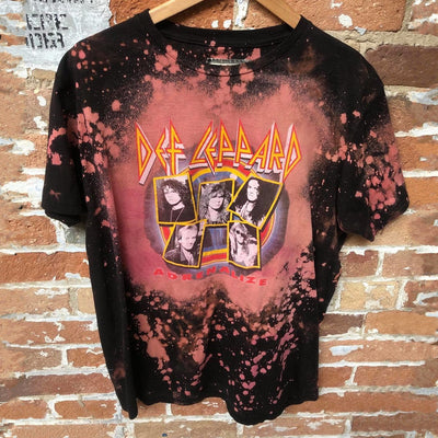 Original Copy T-Shirts Def Leppard Adrenalize Vintage Reworked T-Shirt - Gotstyle The Menswear Store