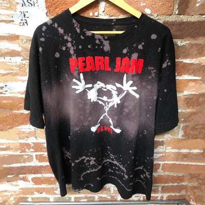 Original Copy T-Shirts Pearl Jam Alive Vintage Reworked T-Shirt - Gotstyle The Menswear Store