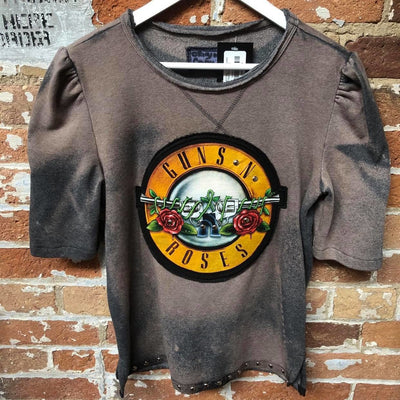 Gotstyle - Original Copy Sweatshirts Guns N' Roses Vintage Reworked Sweatshirt