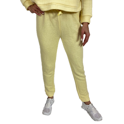 Ocean Drive Joggers Joggers with Terry Cloth Cuffs - Yellow - Gotstyle The Menswear Store