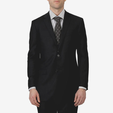 Navy Ronaldo/Roma Wool Suit - Gotstyle The Menswear Store