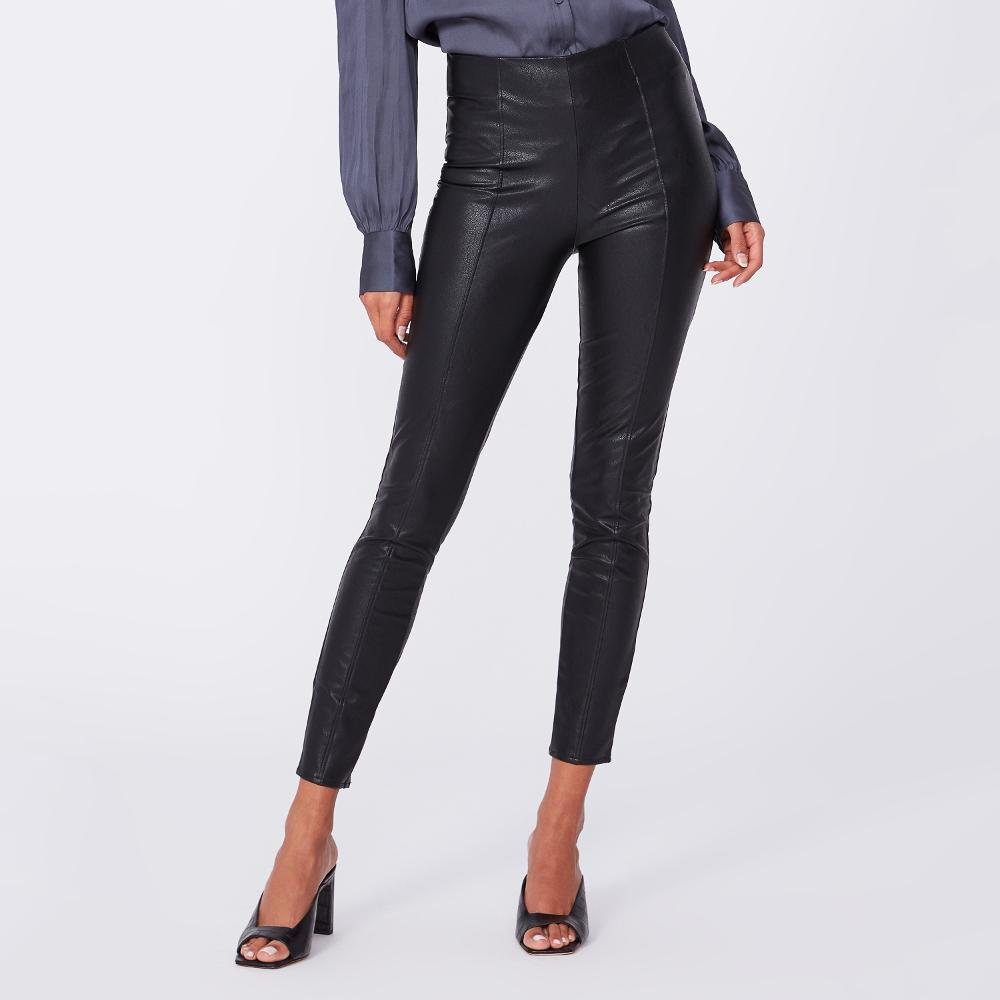 Paige Bottoms Kiana Vegan Leather Legging - Gotstyle The Menswear Store