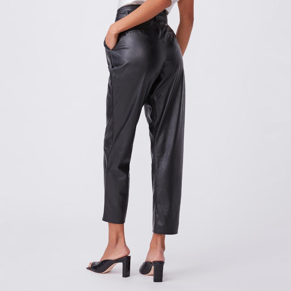 Paige Bottoms Melila Vegan Leather Pant - Gotstyle The Menswear Store