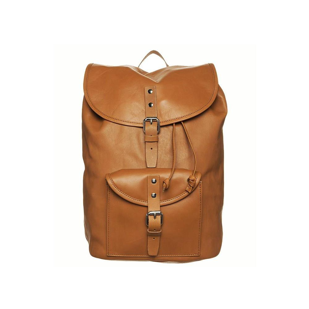 Helmer Leather Backpack