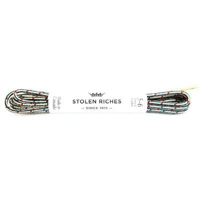 Gotstyle - Stolen Riches Gifts Fun Coloured Shoe Laces - Byron