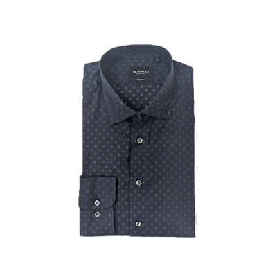 Polka Dot Flannel Shirt - Gotstyle The Menswear Store