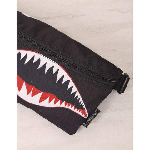 Faire Gifts Fydelity - Flying Tiger XL Ultra-Slim Fanny Pack - Gotstyle The Menswear Store