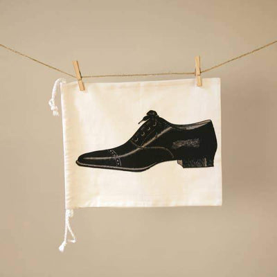 Gotstyle - Faire Gifts Thomas Paul - 100% Cotton Shoe Bag