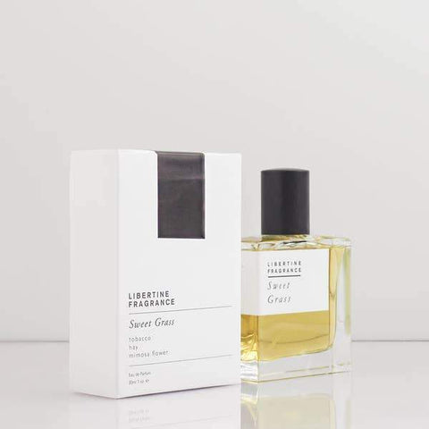 Faire Gifts Libertine Fragrance - Sweet Grass Eau de Parfum - Gotstyle The Menswear Store