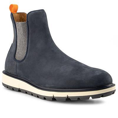 Swims Shoes Motion Chelsea Nubuck Leather Lug Sole Boot - Gotstyle The Menswear Store