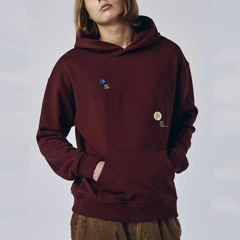 Earth & Jupiter Pullover Hoodie - Gotstyle The Menswear Store