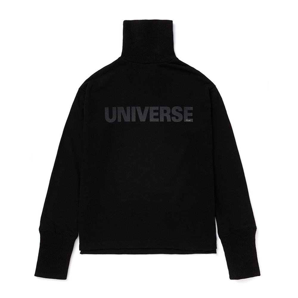 Tee Library MS - Sweaters - Casual Universe vs Earth Turtleneck Sweatshirt - Gotstyle The Menswear Store