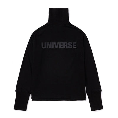 Tee Library Sweatshirts Universe vs Earth Turtleneck Sweatshirt - Gotstyle The Menswear Store