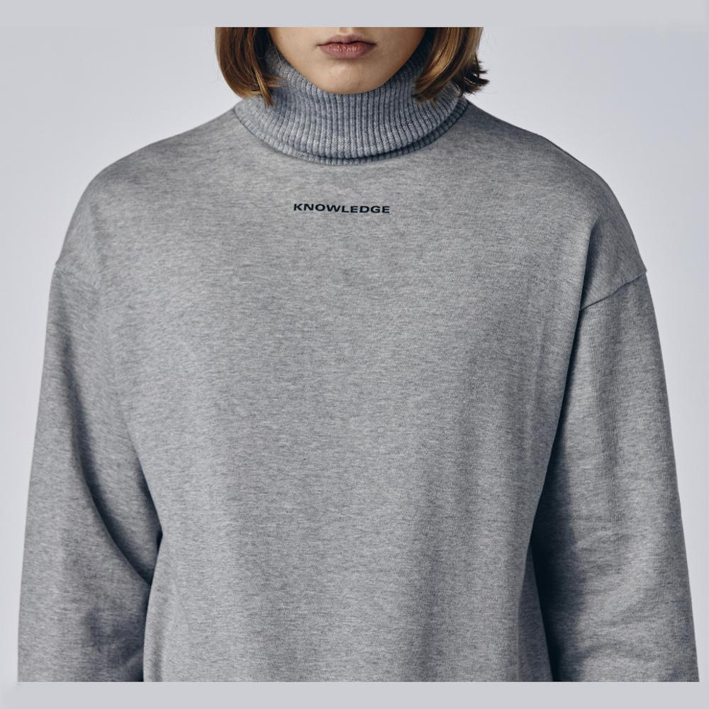 Tee Library MS - Sweaters - Casual Knowledge Turtleneck Sweatshirt - Gotstyle The Menswear Store