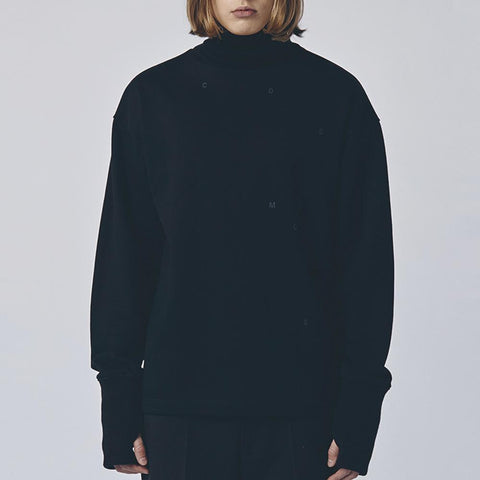Cosmos Turtleneck Sweatshirt - Gotstyle The Menswear Store