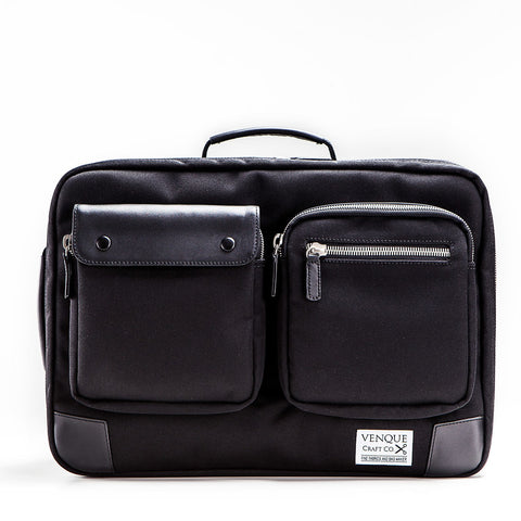 Venque XL Black BE Briefback