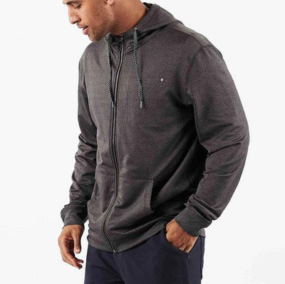 Vuori Sweatshirts Movement Hoodie - Black - Gotstyle The Menswear Store