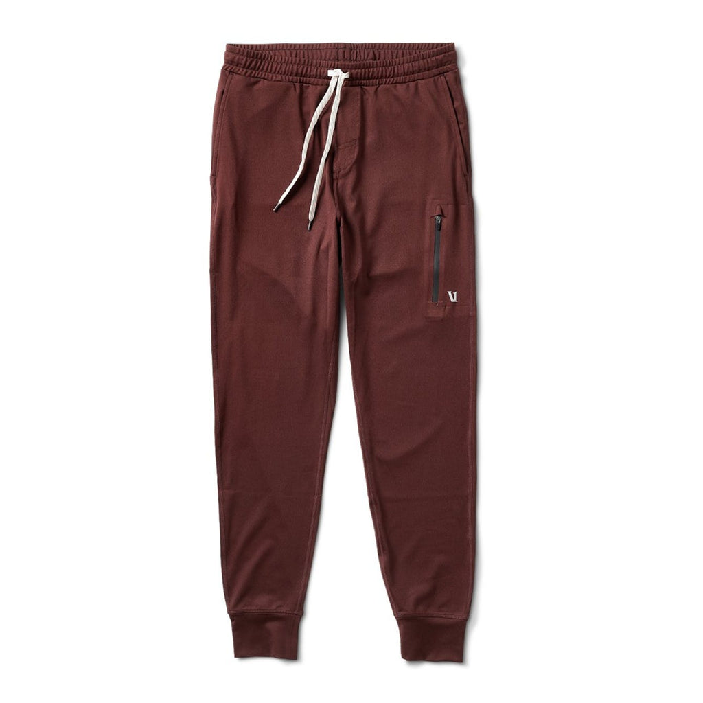 Vuori MS - Bottoms - Joggers Sunday Performance Jogger - Brown - Gotstyle The Menswear Store