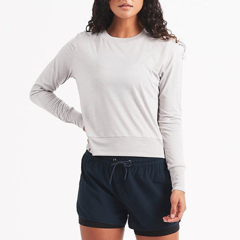 Vuori Tops Daydream Long Sleeve Crew Tee - Gotstyle The Menswear Store