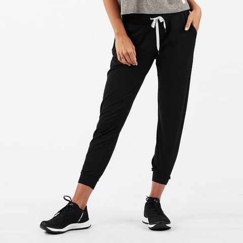 Vuori Bottoms Performance Jogger - Black - Gotstyle The Menswear Store