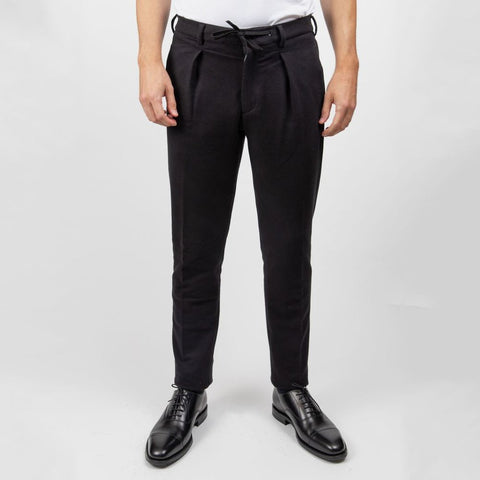 Circolo 1901 MS - Bottoms - Other Casual Soft Touch Jersey Drawstring Pant - Gotstyle The Menswear Store