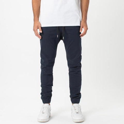 Zanerobe MS - Bottoms - Sureshot Type Sureshot Jogger - Navy - Gotstyle The Menswear Store