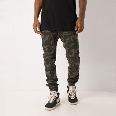 Gotstyle - Zanerobe Joggers Sureshot Jogger in Camo