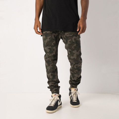Zanerobe MS - Bottoms - Sureshot Type Sureshot Jogger in Camo - Gotstyle The Menswear Store