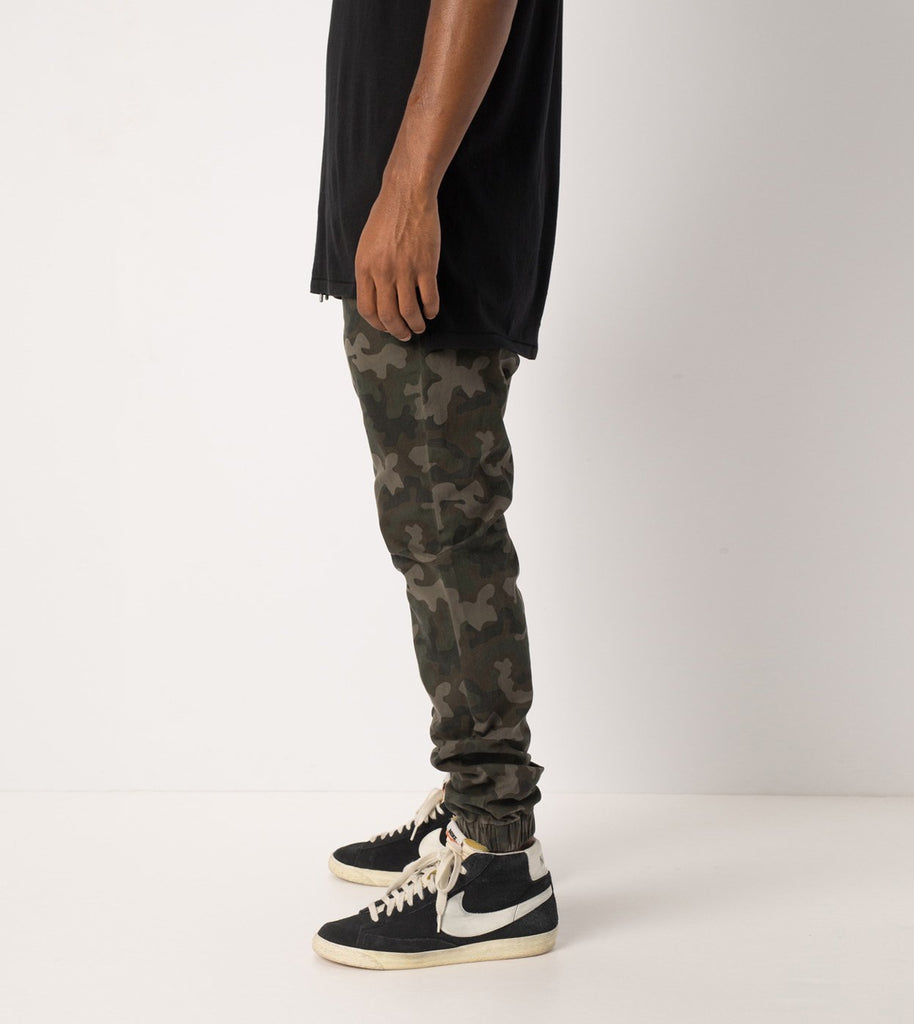 Zanerobe MS - Bottoms - Sureshot Type Zanerobe Sureshot Jogger in Camo - Gotstyle The Menswear Store