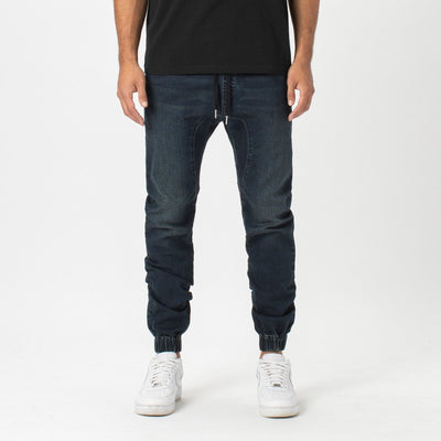 Zanerobe Joggers Sureshot Denim Jogger - Gotstyle The Menswear Store