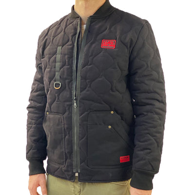 Gotstyle - Caterpillar Jackets Quilted Trucker Jacket