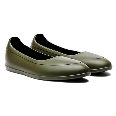 Swims Shoes Classic Overshoe Green - Gotstyle The Menswear Store