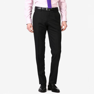 Paul Betenly Pants Roma Wool Dress Pant - Gotstyle The Menswear Store