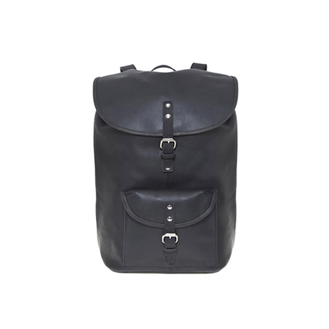 Sandqvist MA - Leather - Bags Helmer Leather Backpack - Gotstyle The Menswear Store
