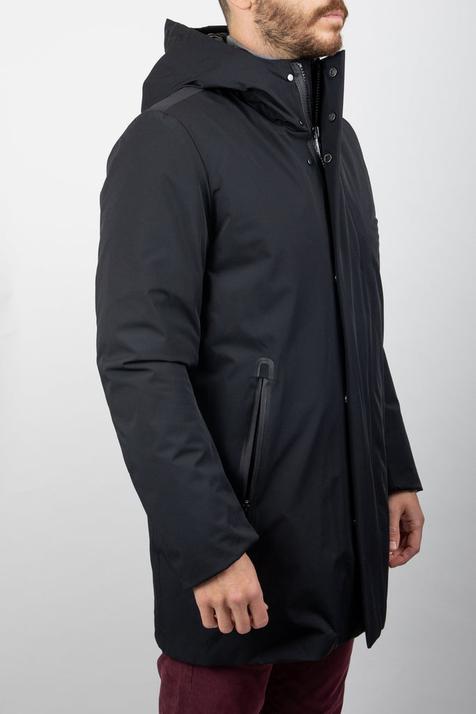RRD MS - Outerwear - Winter RRD - Rain Parka w Removable Insulated Lining - Gotstyle The Menswear Store