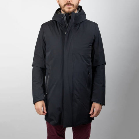 RRD MS - Outerwear - General Rain Parka w Removable Insulated Lining - Gotstyle The Menswear Store