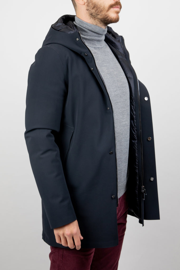 RRD MS - Outerwear - Winter Down Under Parka - Gotstyle The Menswear Store