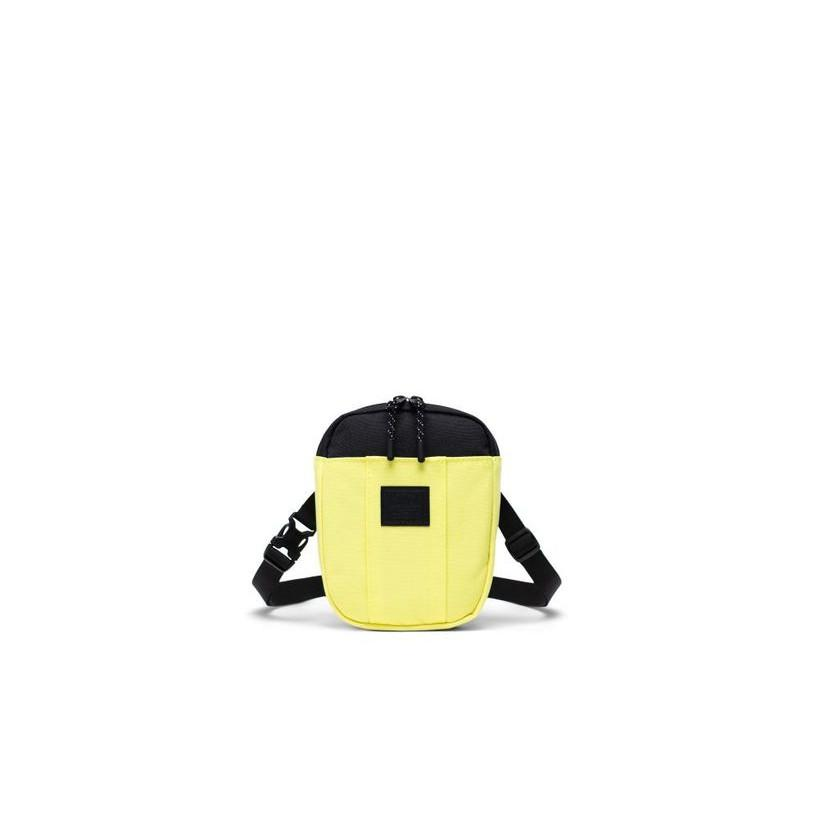 Herschel Bags Cruz Crossbody Bag - Highlight Black - Gotstyle The Menswear Store