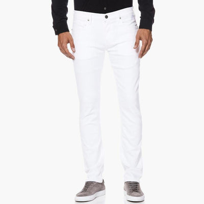Paige Denim Lennox Skinny Fit Soft Denim - Icecap - Gotstyle The Menswear Store