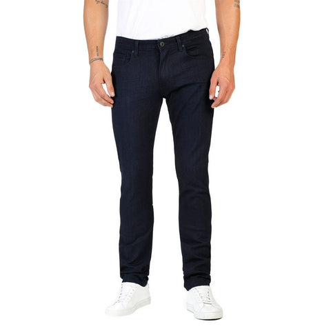Paige MD - Denim Paige Lennox Skinny Fit Soft Denim Inkwell Wash - Gotstyle The Menswear Store