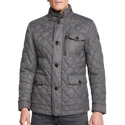 Joop! Jackets Padded Quilted Jacket - Gotstyle The Menswear Store