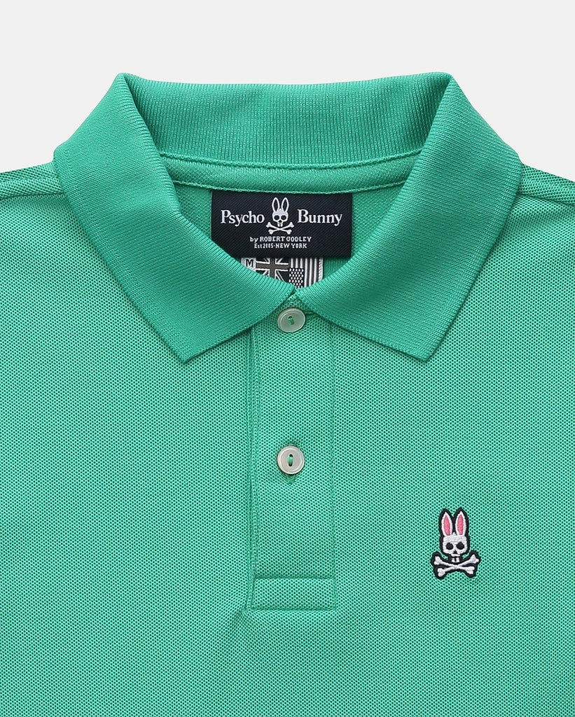 Psycho Bunny MS - Casual Tops - Polos Boys Classic Polo Gumdrop - Gotstyle The Menswear Store