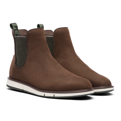 Swims Shoes Motion Nubuck Leather Chelsea Boot - Gotstyle The Menswear Store