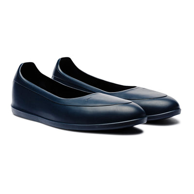 Swims Shoes Classic Overshoe Navy - Gotstyle The Menswear Store