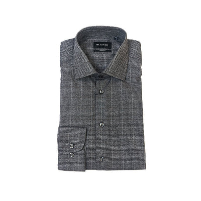 Gotstyle - Sand Copenhagen Collar Shirts Glen Check Shirt