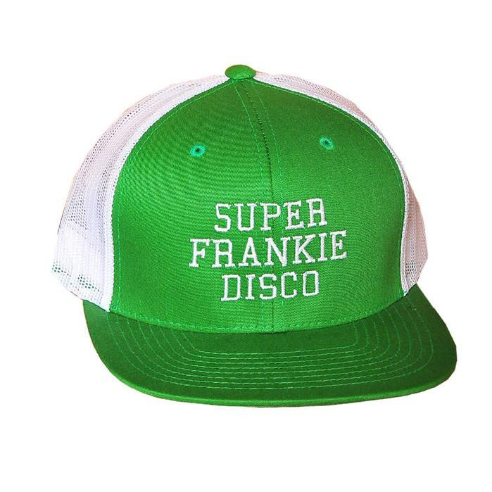 Super Frankie Disco WA - Hats Super Frankie Disco - Snapback - Gotstyle The Menswear Store