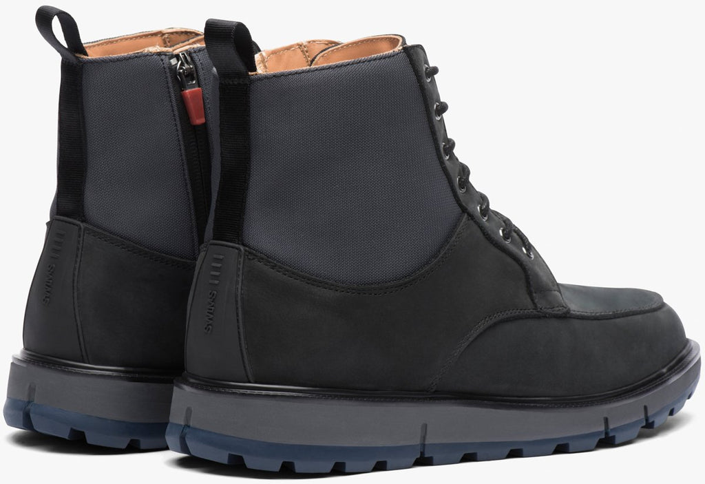 Motion Country Waterproof Boot Black - Gotstyle The Menswear Store