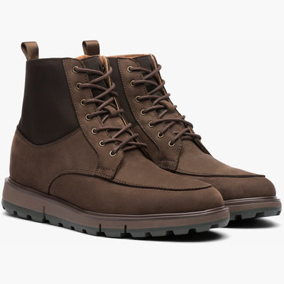 Swims Shoes Motion Country Waterproof Boot Brown - Gotstyle The Menswear Store